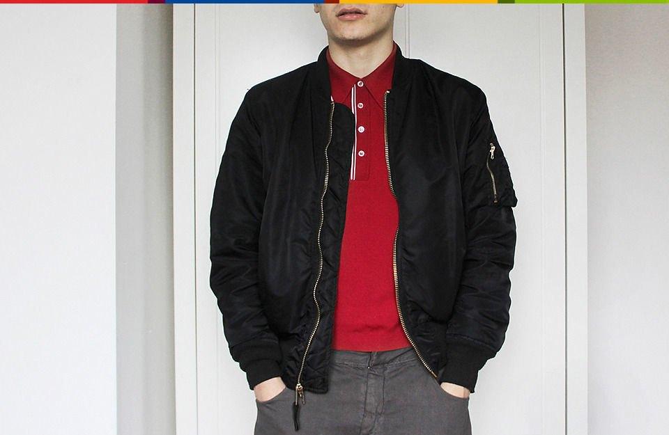 Война и мир: Студент Saint Martins о своей коллекции милитари-одежды. Изображение № 4.