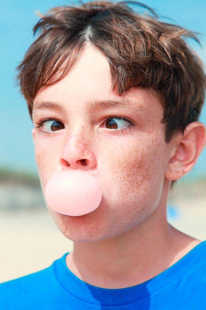 «Bubblegum»: Жвачка как символ юности. Изображение № 8.