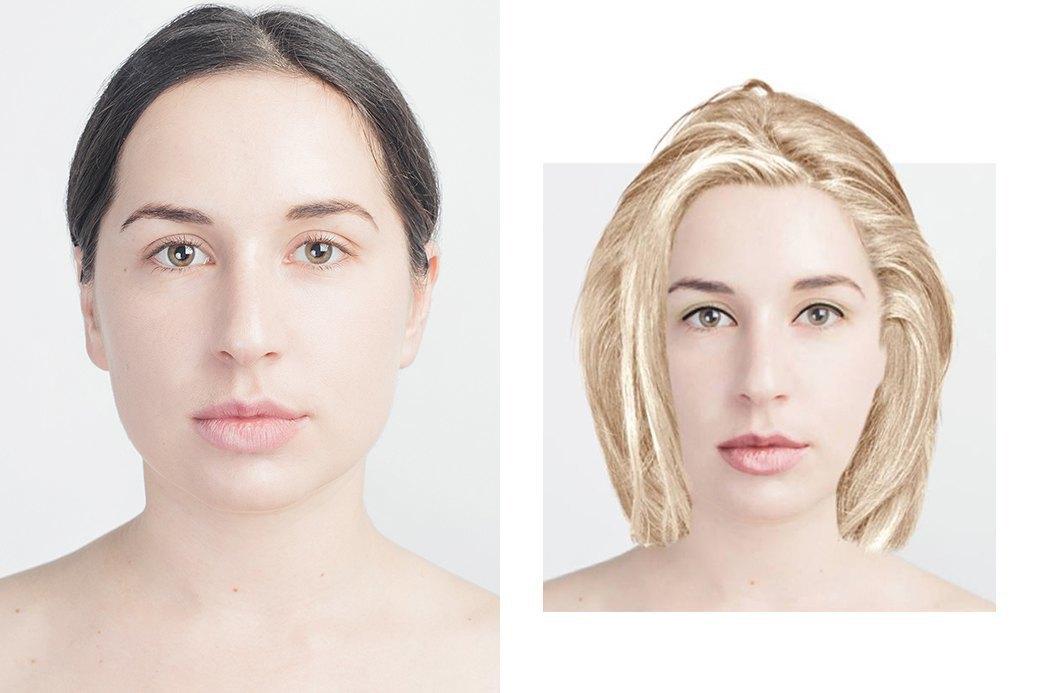 До и после макияжа:  Редакция тестирует  бьюти-приложения. Изображение № 23.