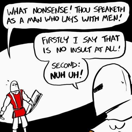 На кого подписаться: Комиксы о предысториях гифов. Изображение № 11.