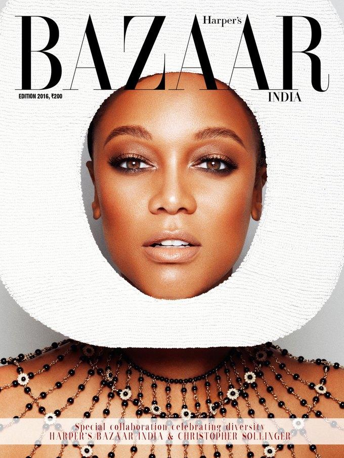 Для обложки Harper's Bazaar впервые снялись модели-трансгендеры. Изображение № 3.
