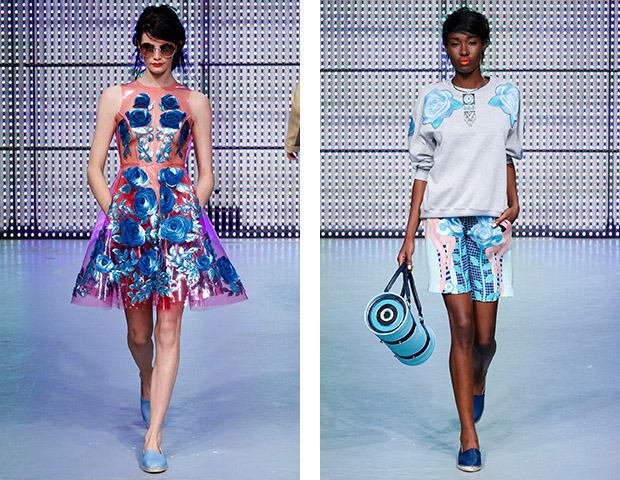Неделя моды в Лондоне: Показы Issa, Holly Fulton, House of Holland, John Rocha и Moschino. Изображение № 13.