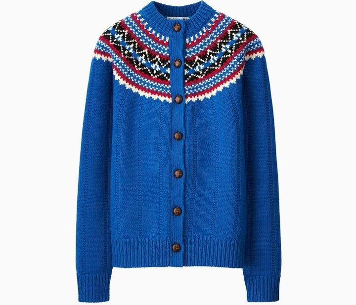 «Уродливые» свитера для Нового года: От простых до роскошных. Изображение № 8.