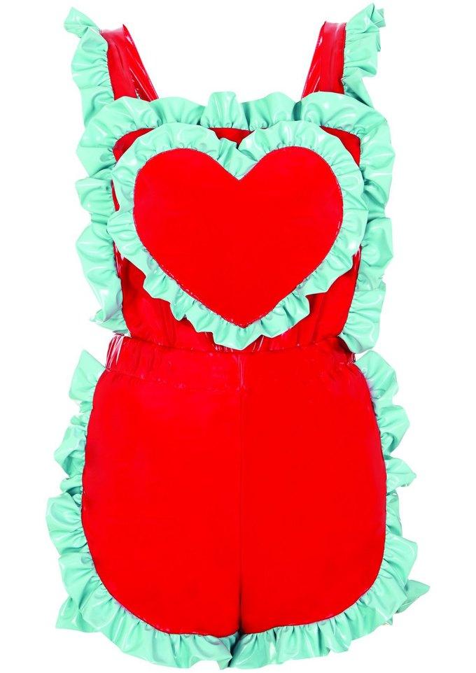 Цветной мех и лягушки в коллекции Meadham Kirchhoff x Topshop. Изображение № 7.