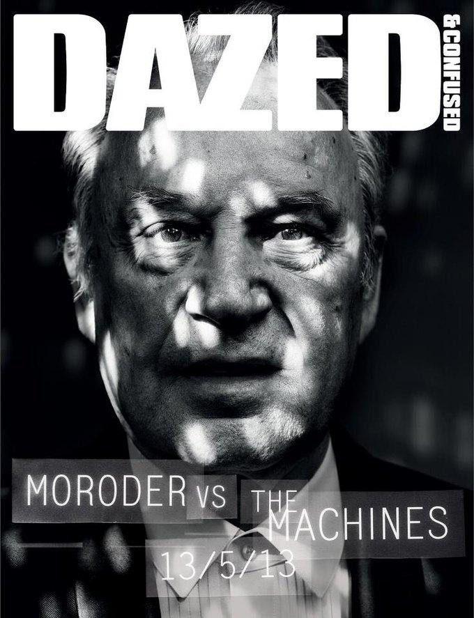 Daft Punk снялись для обложки Dazed & Confused. Изображение № 3.