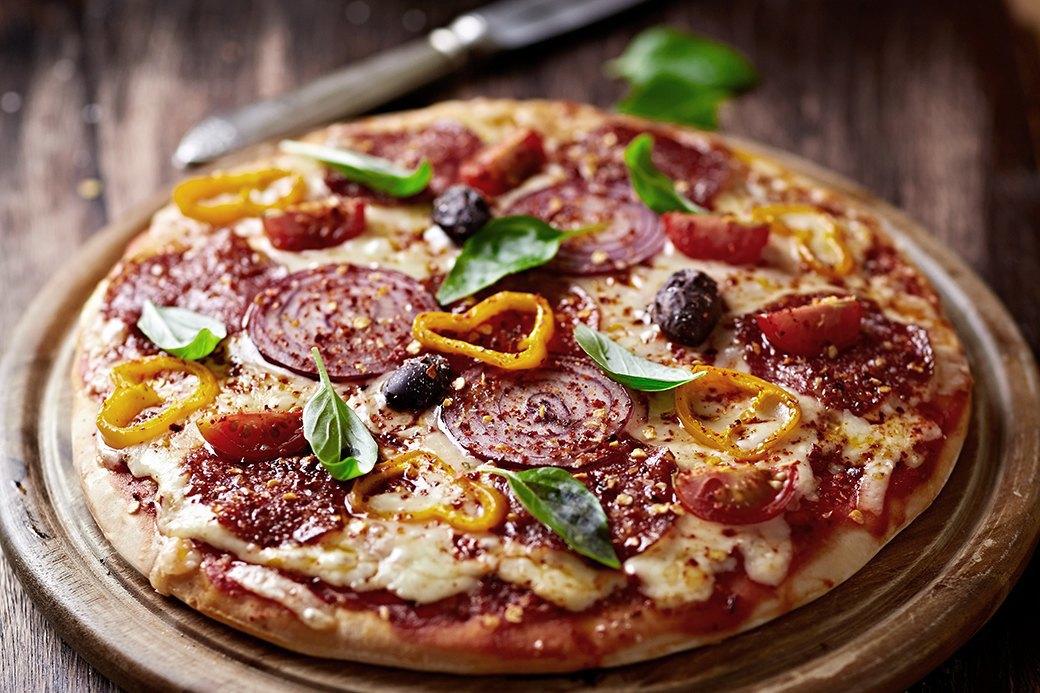 10 рецептов пицц для воскресных обедов. Изображение № 4.