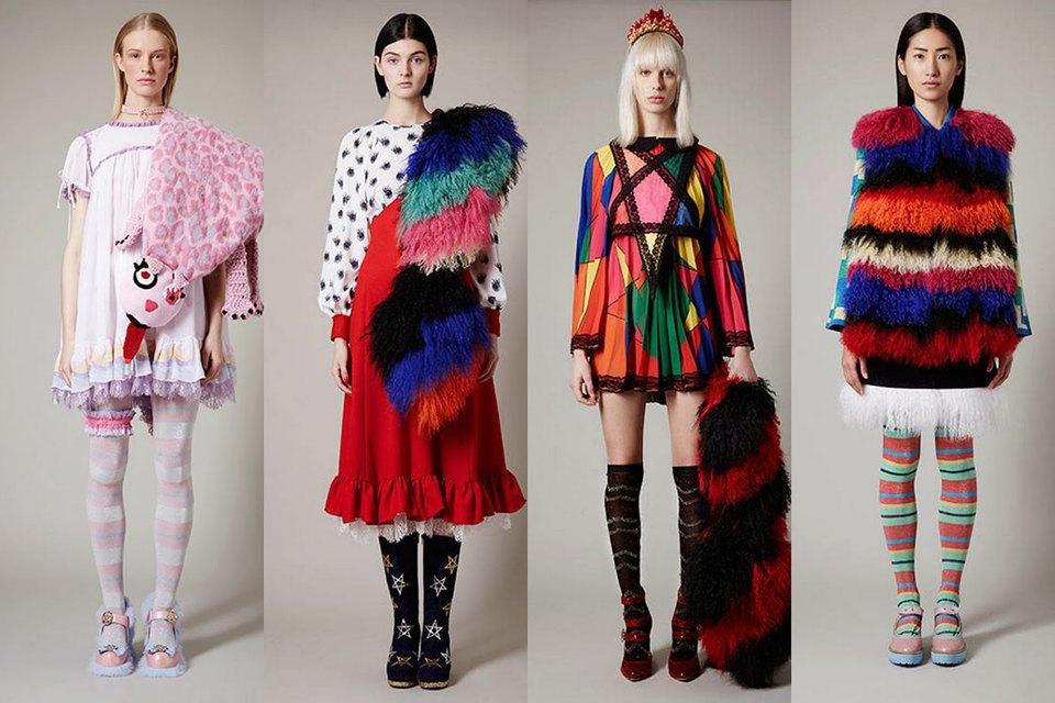 Весело и странно: Как мода избавилась  от серьезности . Изображение № 6.