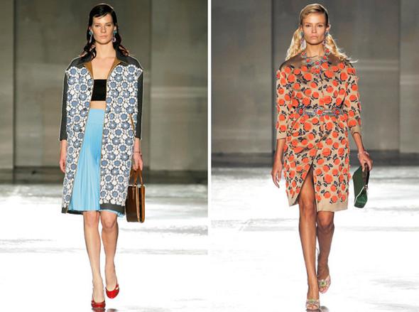 Показы Milan Fashion Week SS 2012: День 2. Изображение № 12.