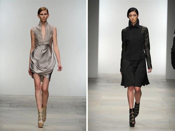 Показы на London Fashion Week SS 2012: День 4. Изображение № 10.