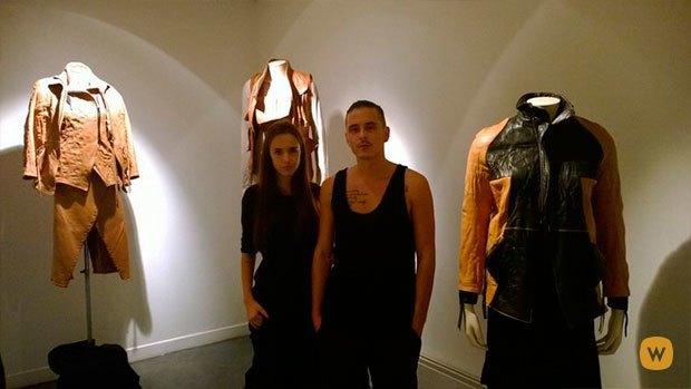 Прямой репортаж  с Paris Fashion Week:  День 1. Изображение № 19.