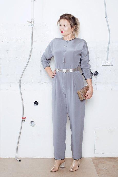 Коллекционер винтажа Ольга Самодумова  о любимых нарядах. Изображение № 32.