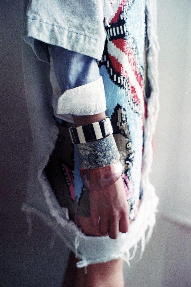 Гардероб: Тесс Йопп, лондонский стилист. Изображение № 22.