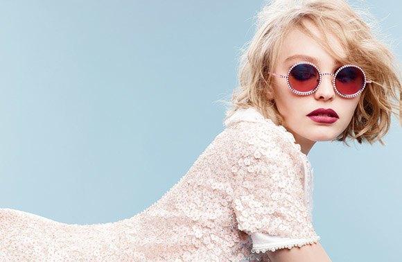 16-летняя дочь Джонни Деппа снялась в рекламе Chanel. Изображение № 1.