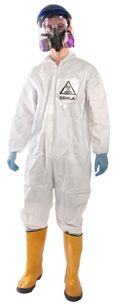 Сексуальный костюм защиты от Эболы на Хэллоуин? Ну спасибо. Изображение № 2.
