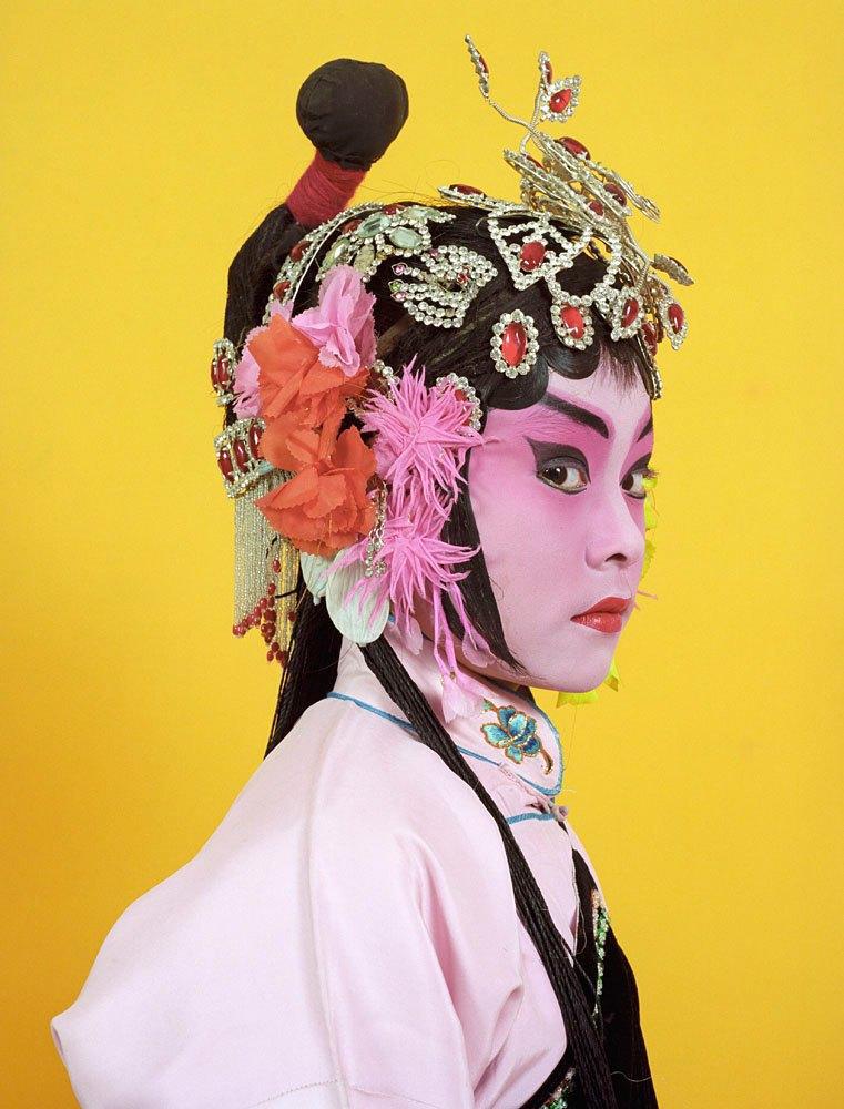 «Opera»: Студенты Пекинской оперы  в традиционных костюмах. Изображение № 15.