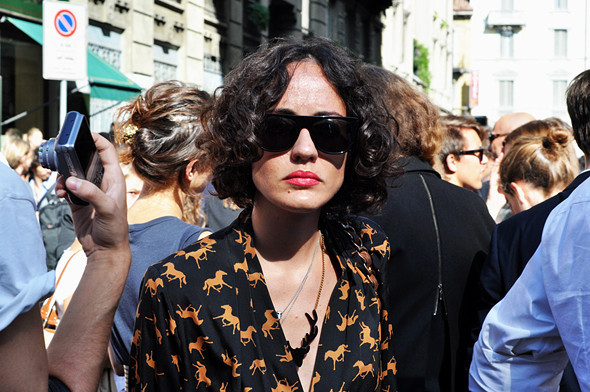 Детали: Milan Fashion Week. Изображение № 36.
