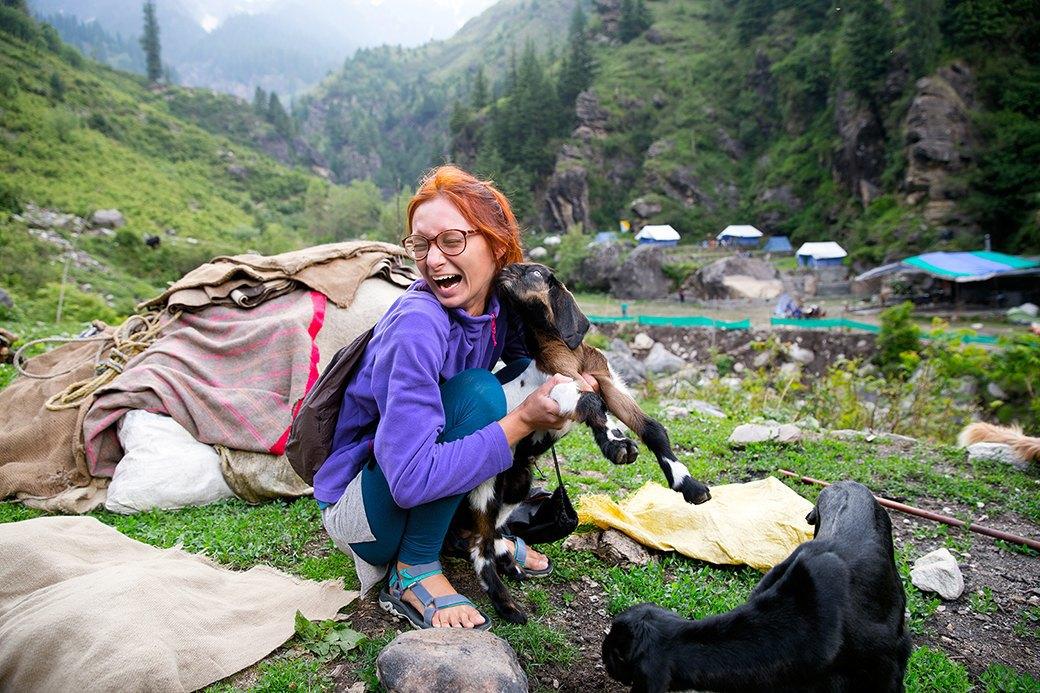 Как путешествовать  в одиночку: 9 месяцев  в Индии и Непале . Изображение № 14.