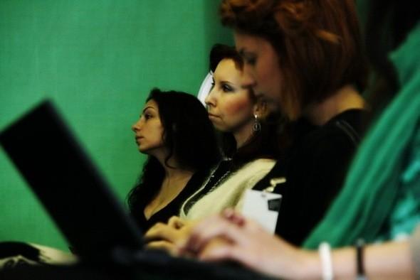 Изображение 5. DOMUS academy на мастер-классе AFW.. Изображение № 3.