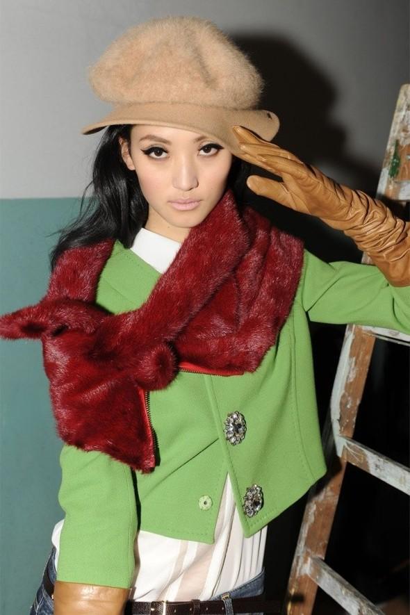 Новые лица: Лина Чжан, модель. Изображение № 27.