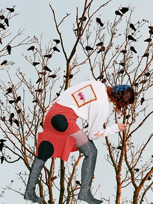 Украинские фотографы Synchrodogs сняли лукбук для Леди Гаги. Изображение № 6.