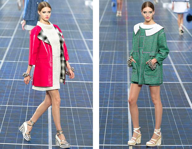 Парижская неделя моды: Показы Chanel, Valentino, Alexander McQueen и Paco Rabanne. Изображение № 2.