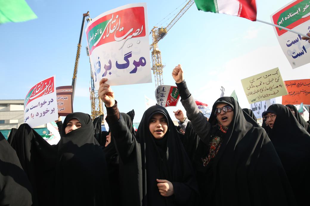 Чужая революция: Нужны ли женщинам протесты в Иране. Изображение № 2.