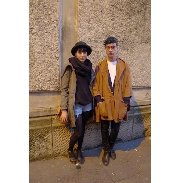 Изображение 2. Milan Fashion Week: день второй — луки.. Изображение № 14.