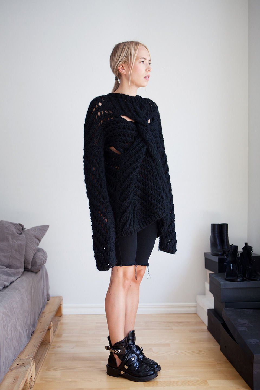 Анна Песонен, младший редактор моды финского журнала SSAW. Изображение № 2.