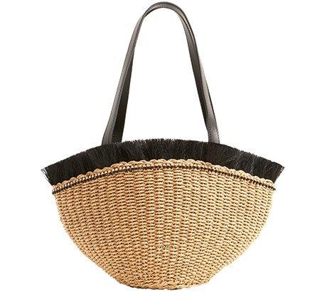 Плетёные сумки для города: От простых до роскошных. Изображение № 9.