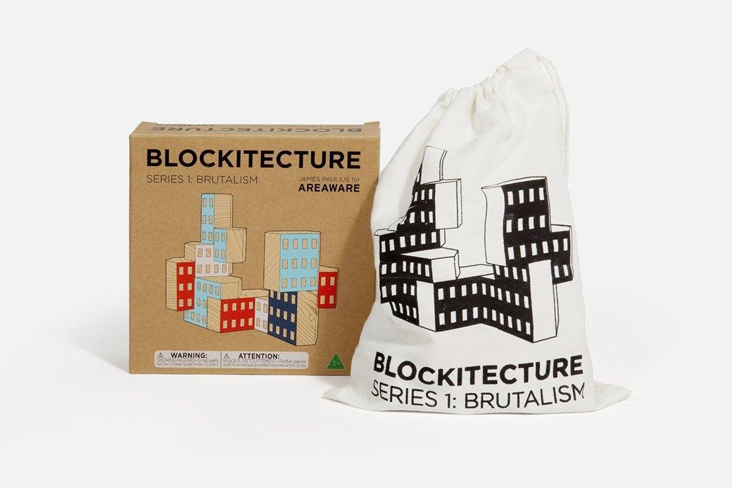 Дизайнерский конструктор Blockitecture. Изображение № 1.