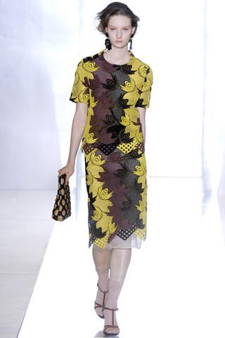 Milan Fashion Week: Показ Marni SS 2012. Изображение № 27.