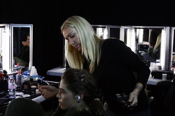 London Fashion Week: бэкстейдж показа Acne. Изображение № 1.