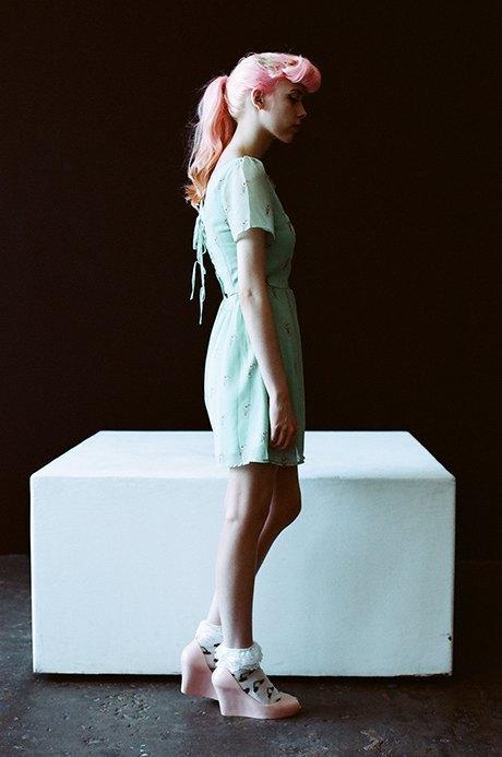 Блогер Кейли Флайт  о любимых нарядах. Изображение № 26.