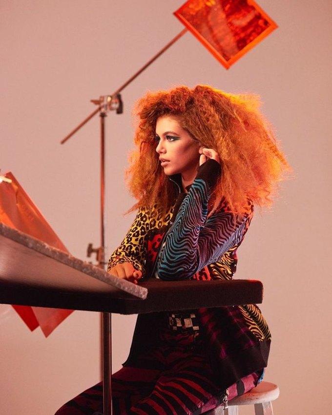 15-летняя дочь Синди Кроуфорд снялась в рекламе Marc Jacobs. Изображение № 4.