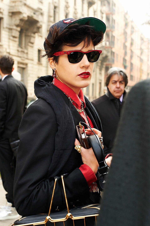 Стритстайл: Неделя моды в Милане,  часть II. Изображение № 1.