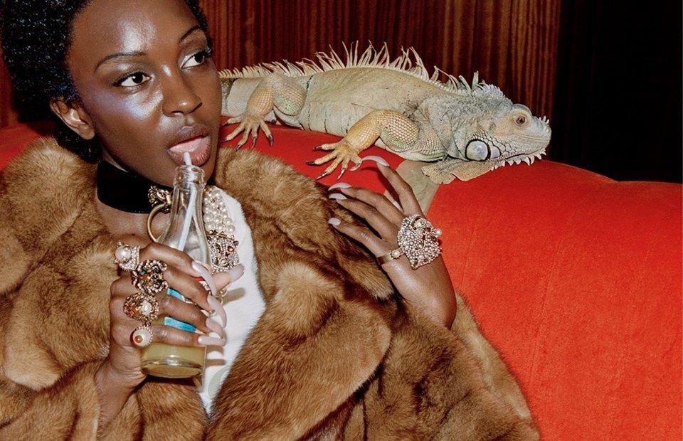Танцуют все: Кампания Gucci, вдохновлённая 60-ми. Изображение № 10.