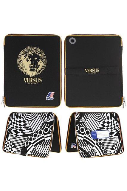 Вышел лукбук коллаборации Versus Versace и K-Way. Изображение № 3.