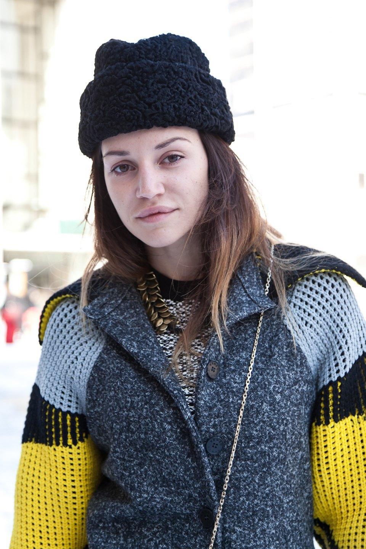 Неделя моды в Нью-Йорке,  часть I. Изображение № 31.