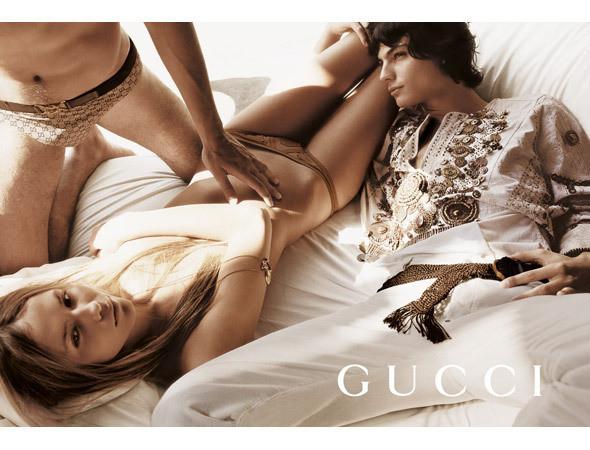Кампания Gucci SS 2005 с Наташей Поли. Изображение № 139.