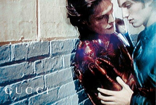 Рекламная кампания Gucci осень-зима — 1997/1998. Изображение № 17.