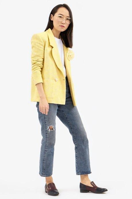 Cтарший редактор моды Glamour Иляна Эрднеева о любимых нарядах. Изображение № 8.
