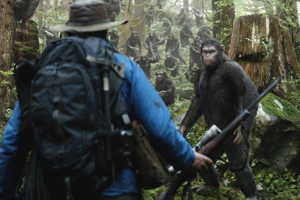 Эволюция духовности: Что говорит о людях «Планета обезьян». Изображение № 4.