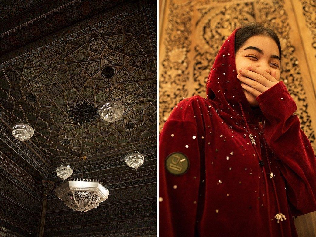 Жительницы Узбекистана в новом лукбуке J.Kim. Изображение № 12.