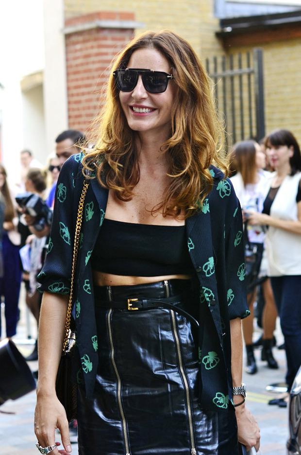 Streetstyle: Неделя моды в Лондоне, часть 2. Изображение № 34.