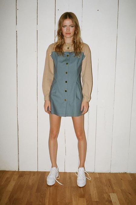 Пижамы, комбинации и халаты в новой коллекции Walk of Shame. Изображение № 33.