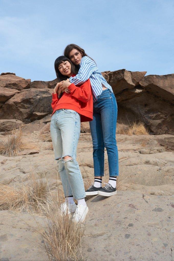 Сила денима: Monki показали лукбук новой коллекции «Just Jeans» . Изображение № 10.