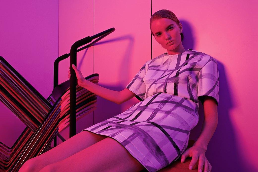 Ревизия: Одежда, вдохновленная искусством. Изображение № 14.
