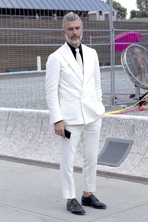Красивые  мужчины  на Pitti Uomo. Изображение № 18.