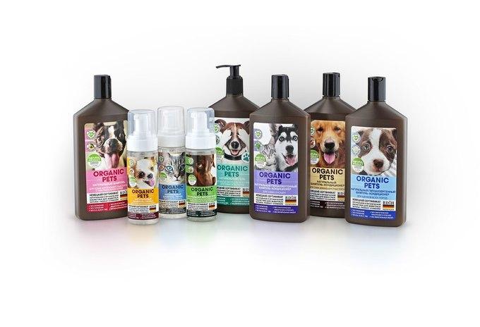 Organic Shop выпустили косметику для животных. Изображение № 1.