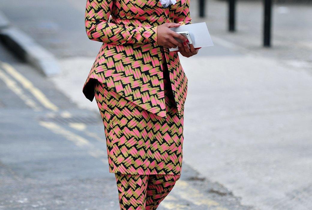 Неделя моды в Лондоне,  часть II. Изображение № 43.